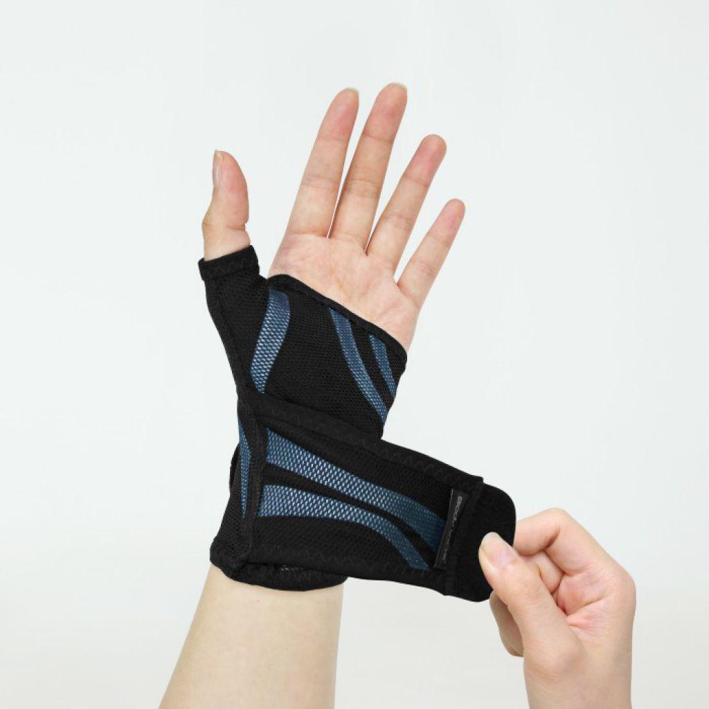 超肌感貼紮護腕-舒適型 CT-81105 CT-81106-1