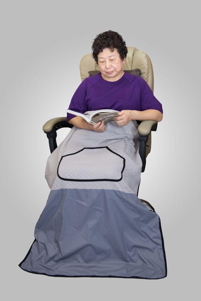 輪椅毛毯咕-2